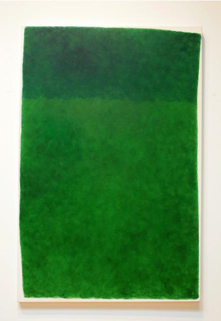 , 'Vert nu.2,' 2007, Corkin Gallery