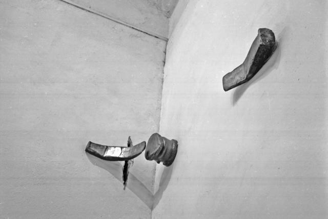 , 'Compressione III,' 2016, Galleria Michela Rizzo