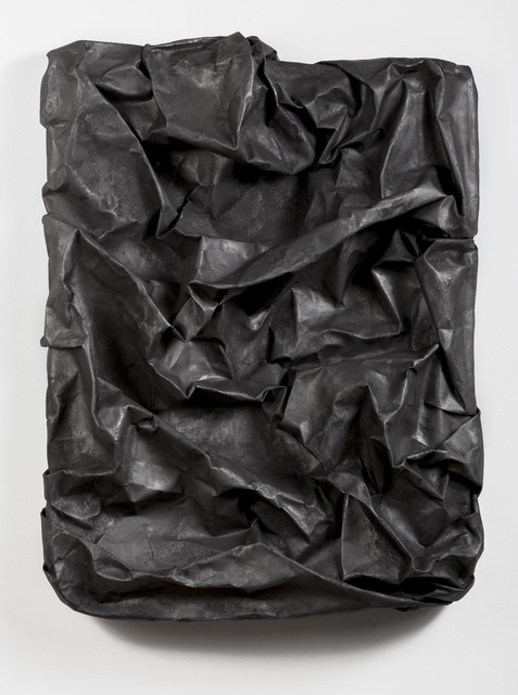 , 'Black Raw Wrap 1,' 2014, Gallery Nosco