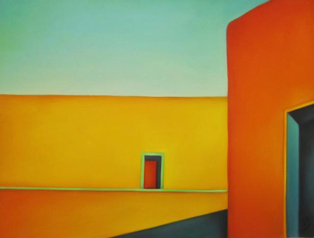 , 'Sunshine on Walls 19-21,' 2019, Ventana Fine Art