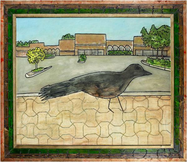 , 'Mall Bird,' 2013, David Barnett Gallery