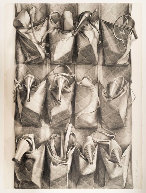 , 'Shoe Bag #1,' 1981, Allan Stone Projects
