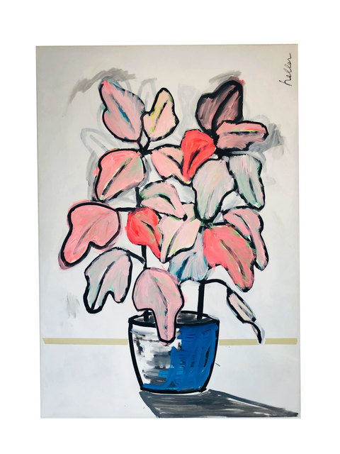 Matthew Heller, 'Untitled (House Plant)', 2018, D2 Art