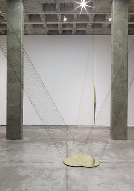 , 'Ypsila,' 2018, Galeria Nara Roesler