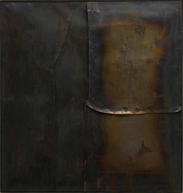 , 'Grande ferro M 4 (Large Iron M 4),' 1959, Guggenheim Museum