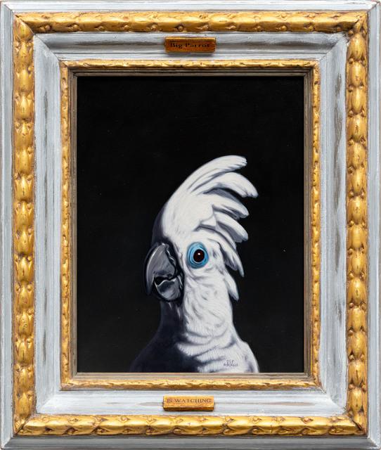 , 'Big Parrot is Watching,' 2018, Yiri Arts