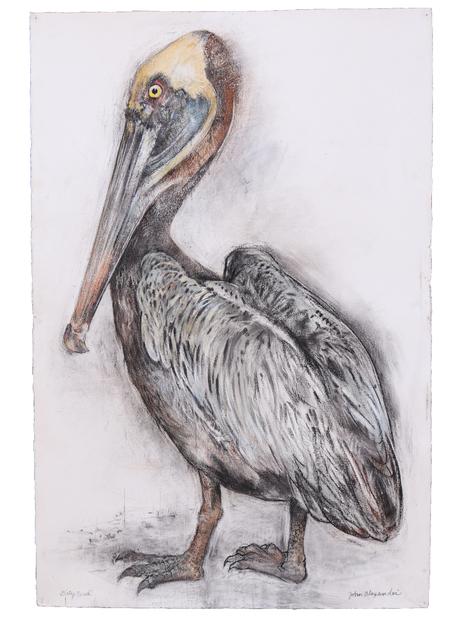 John Alexander, 'Dirty Bird', 2018, Arthur Roger Gallery