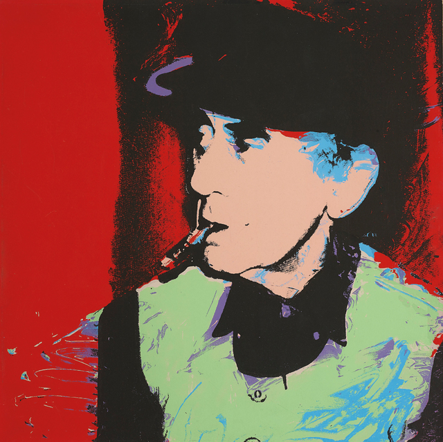 Andy Warhol, 'Man Ray', 1974, Phillips