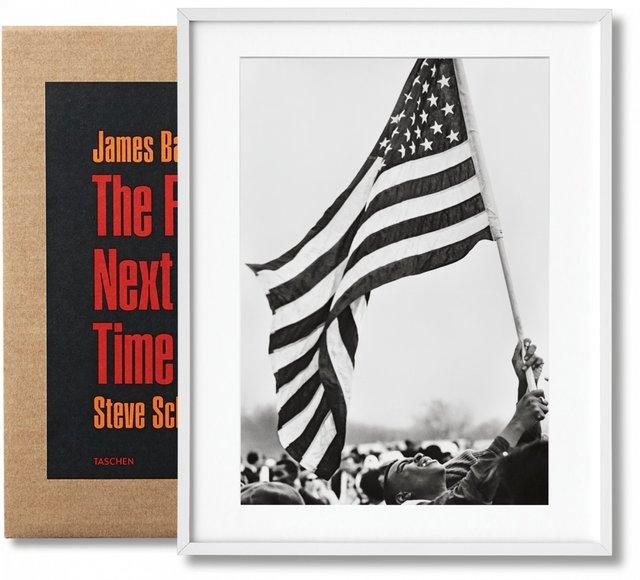 , 'James Baldwin. The Fire Next Time. Steve Schapiro Art Edition 'Selma March',' 2017, TASCHEN