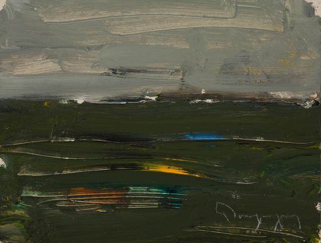 Paul-Henri Bourguignon, 'Seascape After the Storm', Eisele Fine Art