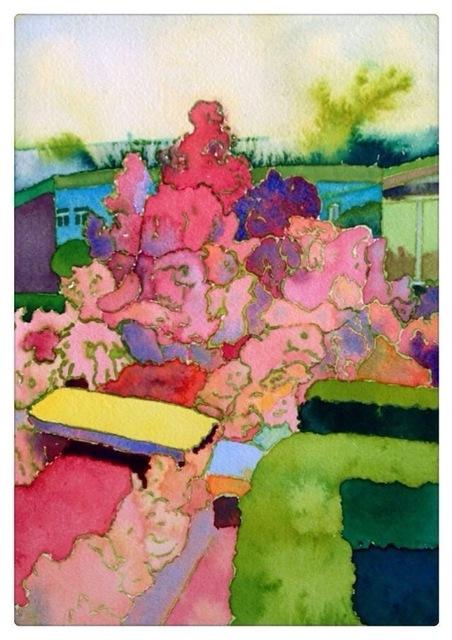 , 'Little Garden,' 2013, Aye Gallery