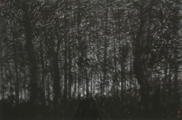 XiaoHai Zhao 赵小海, 'The Woods No. 11', ca. 2009, White Space Art Asia