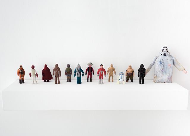 , 'Star Wars Figures ,' 2005-2017, ADA Gallery