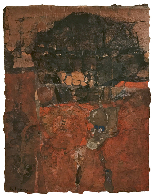 Karl Fred Dahmen, 'untitled', 1959, Galerie Boisseree
