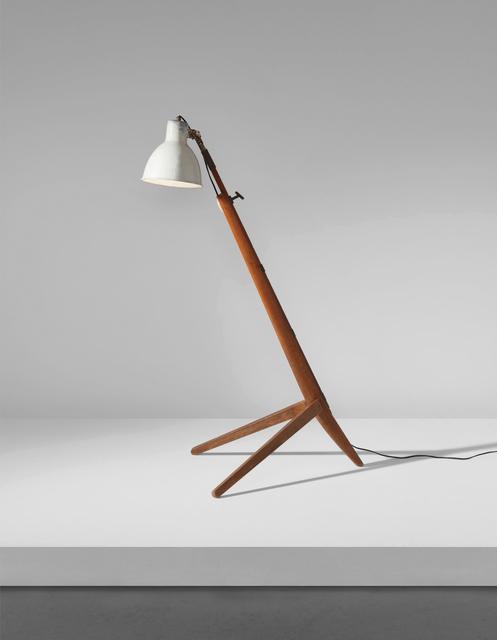 """Franco Albini, 'Rare """"Mitragliera"""" floor lamp', circa 1948, Phillips"""