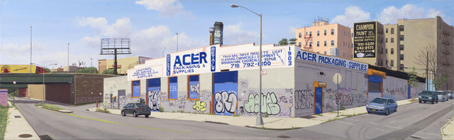 , 'Acer Warehouse, Bronx,' 2014, Lyons Wier Gallery