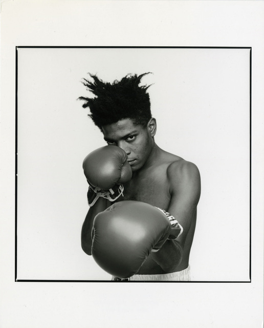 , 'Andy Warhol & Jean-Michel Basquiat #114, July 10, 1985, New York City,' 1985, Gagosian