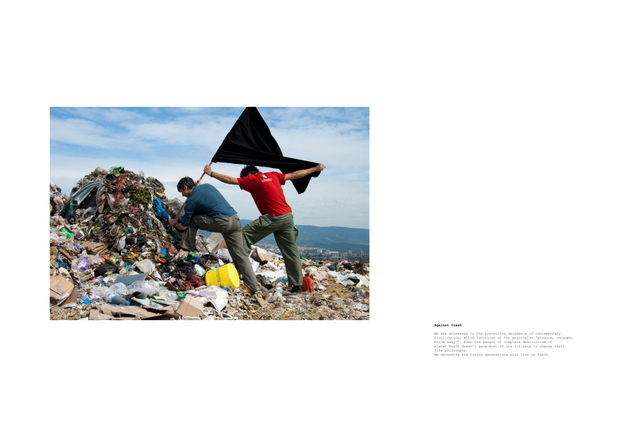 , 'Igor Grubic, 366 Liberation Rituals (Against Trash),' 2008, Nome