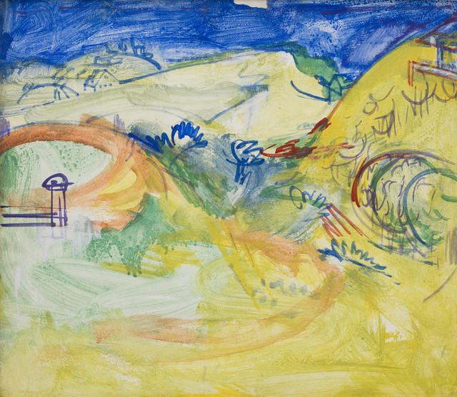 , 'In the Hollow,' 1936, Ameringer | McEnery | Yohe