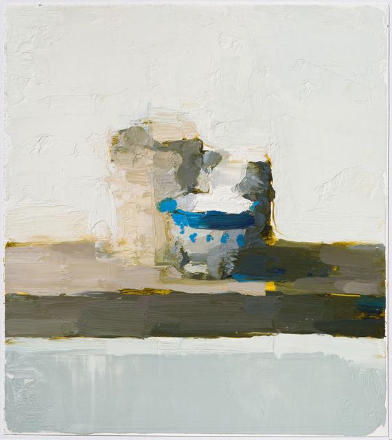 , 'Three Cups,' 2017, Rice Polak Gallery