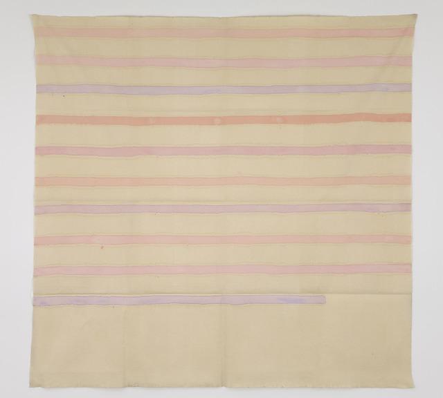 , 'Strisce orizzontali,' 1976, Casey Kaplan