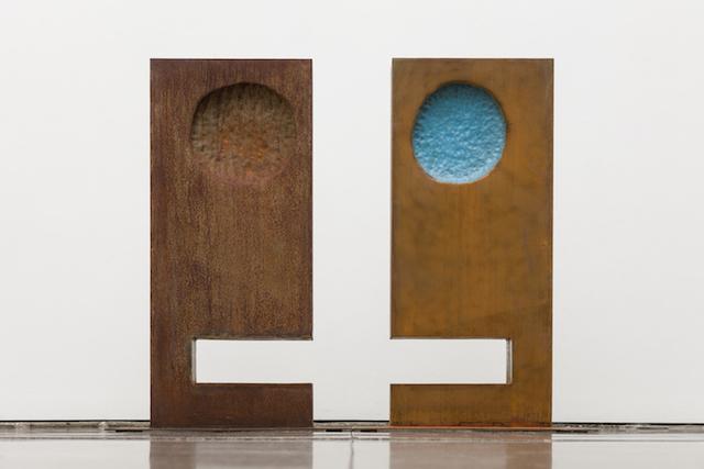 , 'Us & Them (pair),' 2018, SPACE Gallery