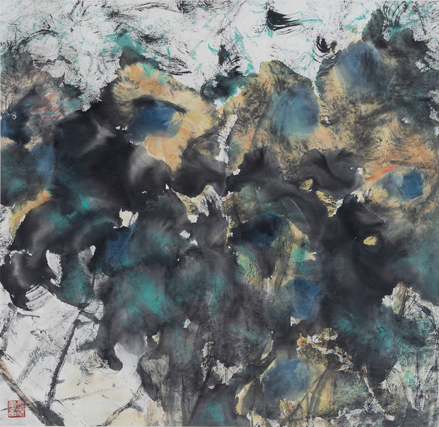 Henri Chen Kezhan, 'Sun Flower', 33 Auction