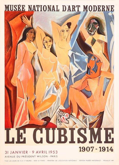 , 'Musee National D'Art Moderne, Le Cubisme,' 1953, Zuleika Gallery