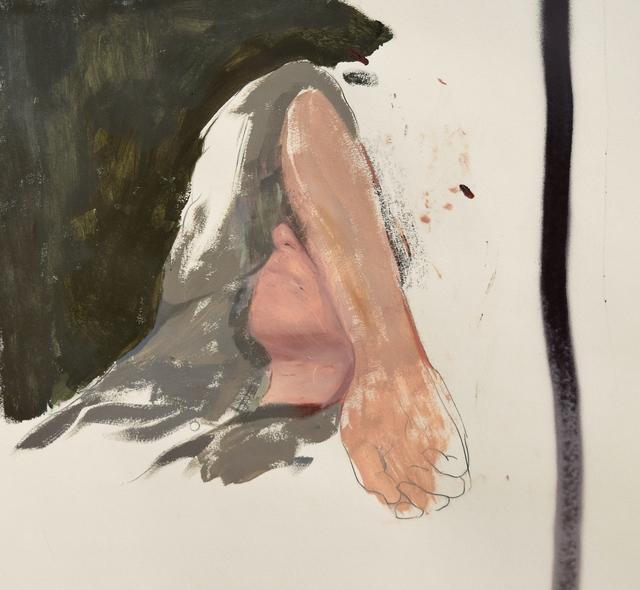 , 'Conscious,' 2017, Robert Kananaj Gallery