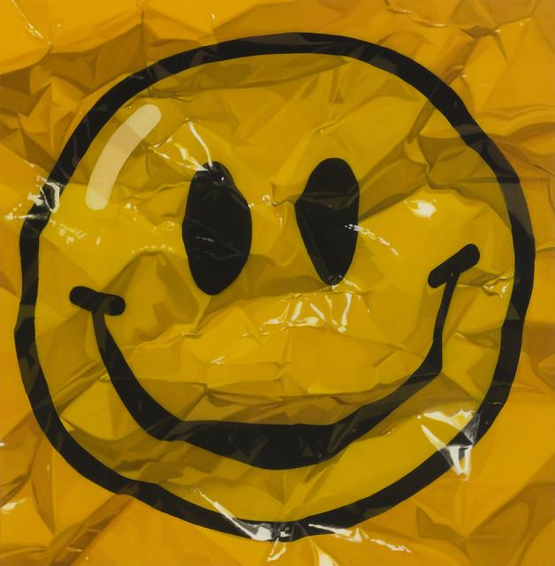 , 'Crumpled smile,' 2017, GALLERY GABI