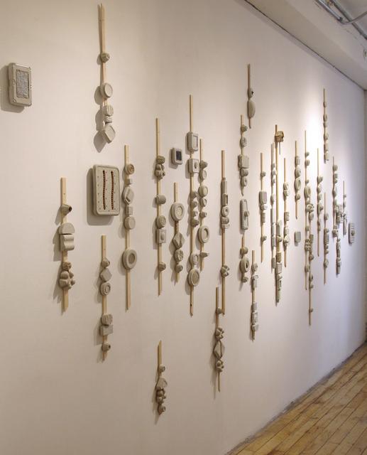 , 'Sticks and Stones,' , Carter Burden Gallery