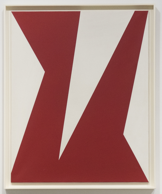 , 'AQT 8-64,' 1964, Richard Taittinger Gallery