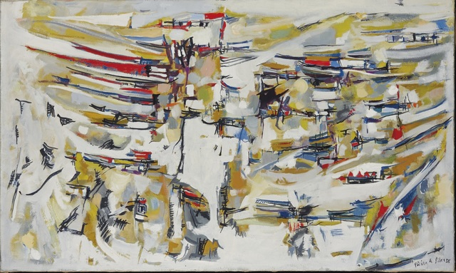 , 'Combat des Soucoupes Volantes,' 1955, Omer Tiroche Gallery