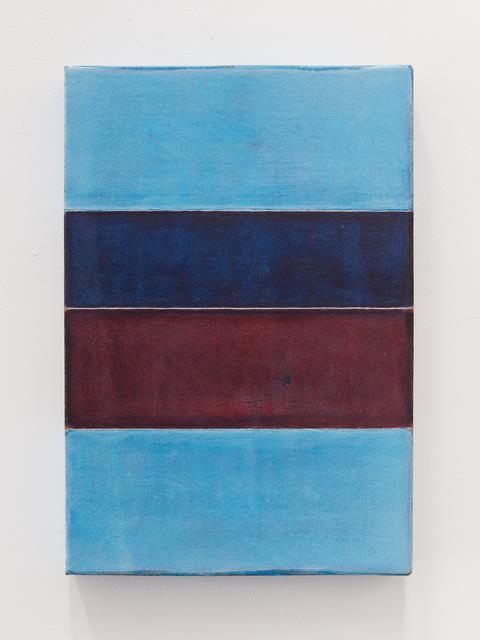 , 'Untitled,' 2013, Tatjana Pieters