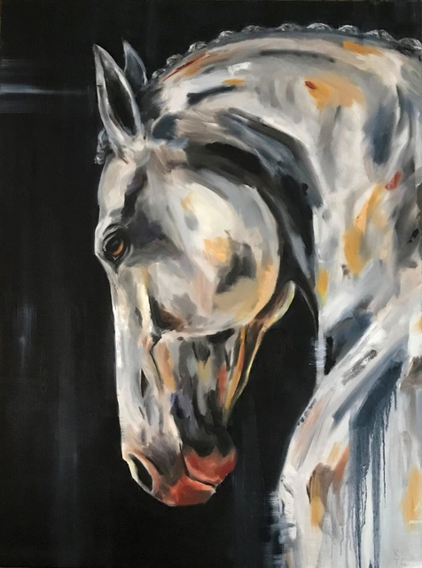 , 'Grace,' 2018, Dog & Horse Fine Art