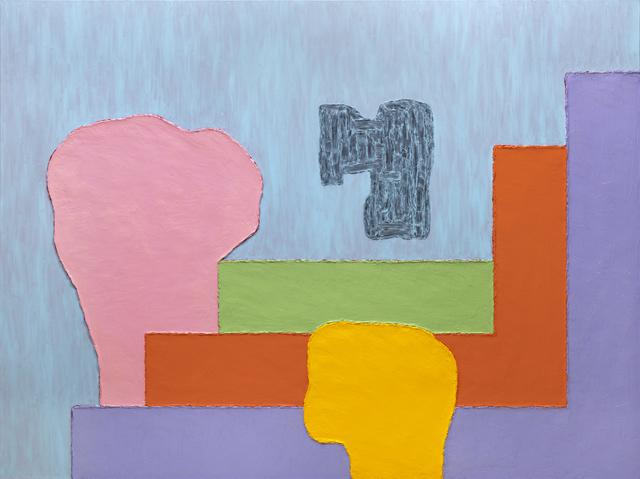 , 'Platonic Landscape,' 2018, Galerie Thomas Schulte