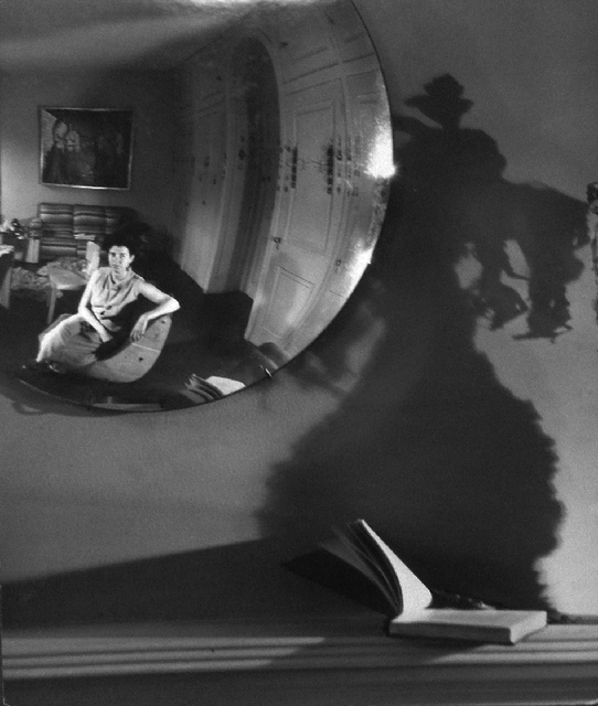 , 'Miss Peggy Guggenheim,' 1945, James Hyman Gallery
