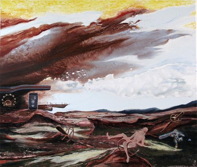, 'Veranda am Haus zum Hardes,' 2010, Aki Gallery