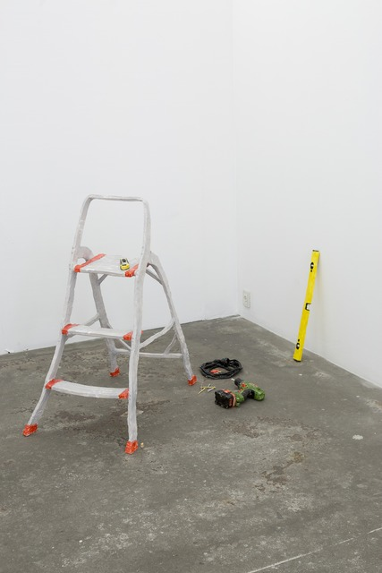 , 'Step Ladder Collection ,' 2015, V1 Gallery
