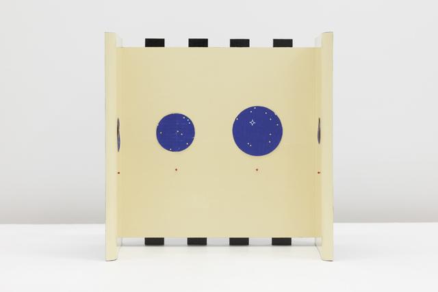 Naoki Sutter-Shudo, 'Booth (galaxies)', 2018, Galerie Crevecoeur