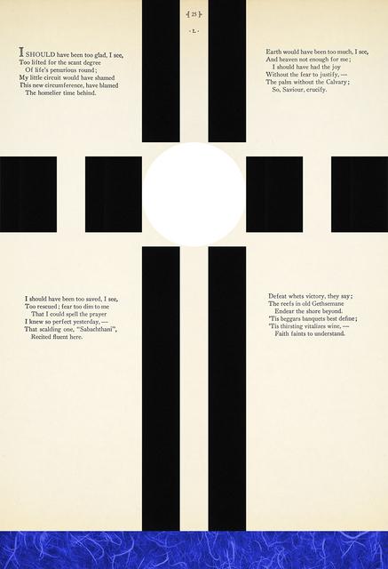 , 'O Espírito dos Livros Emily Dickinson,' 2016, Gabinete de Arte k2o