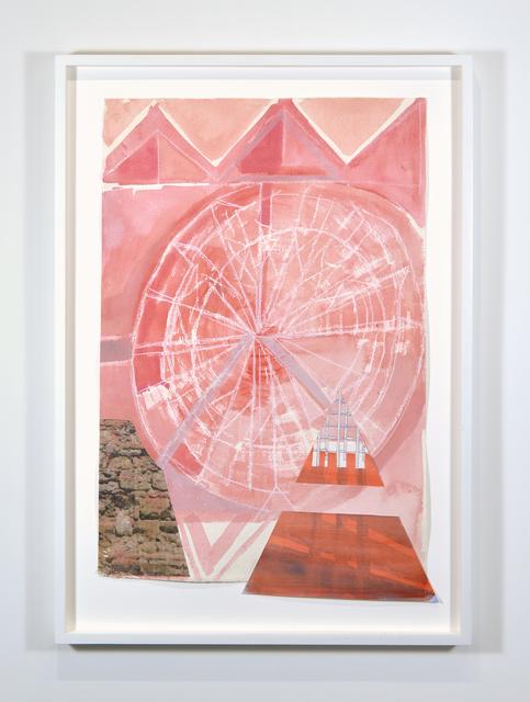 , 'Apparatus 7,' 2015, Lesley Heller Gallery