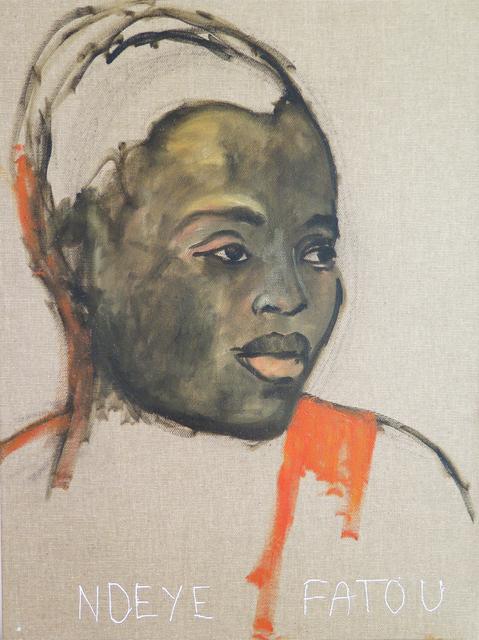 , 'Fatou Ndeye - série Dakar Studio,' 2018, Galerie Cécile Fakhoury - Abidjan