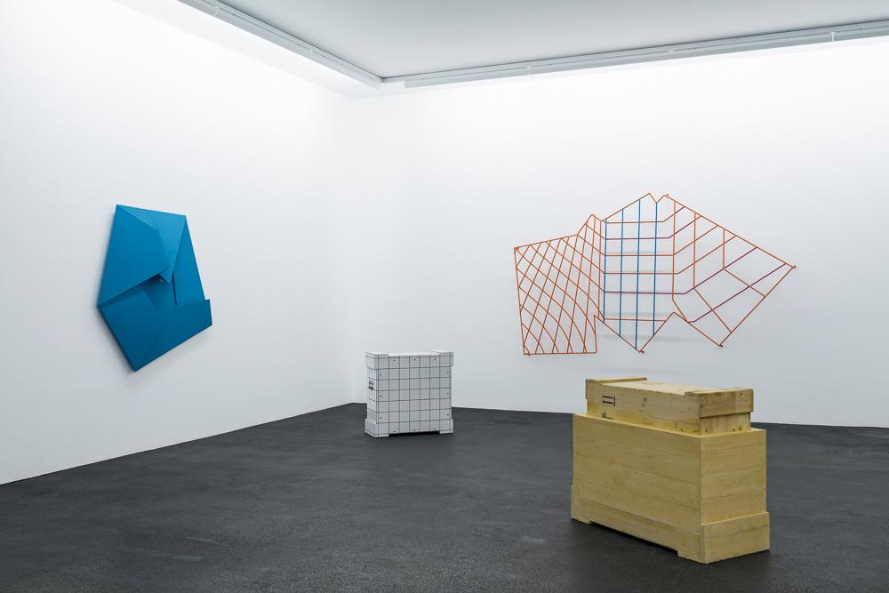 Sébastien de Ganay »Fold« Foto: Wolfgang Stahl