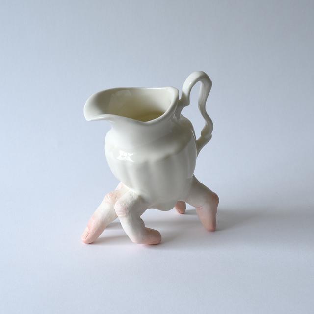 , 'Hybrid Tea Set #5,' 2018, Booth Gallery