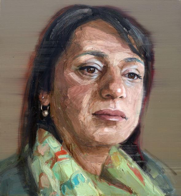 , 'Halima,' 2014, Oliver Sears Gallery
