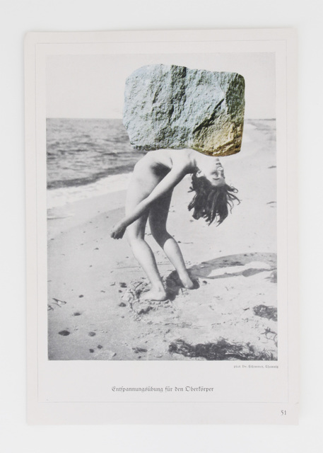 , 'Untitled, from the Women and rocks Series,' 2014, Central Galeria de Arte