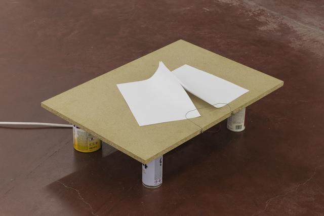 , 'L'angoisse de la page blanche,' 2007, Dvir Gallery