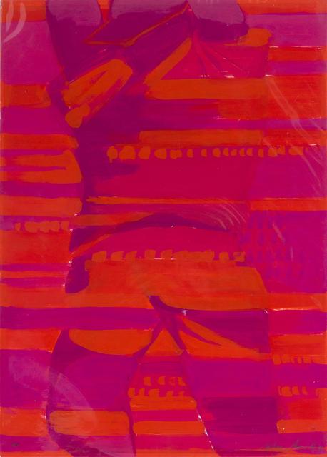 Titina Maselli, 'Athlete', 1981, Bertolami Fine Arts