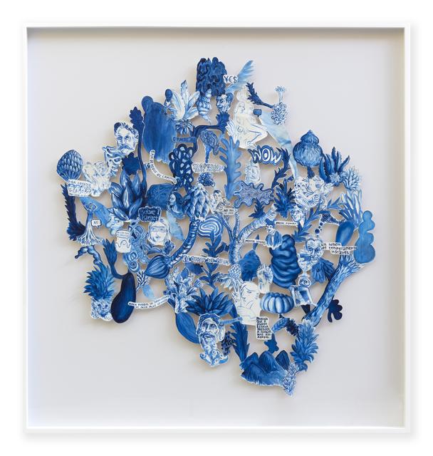 Pedro Varela, 'Untitled', 2018, Zipper Galeria